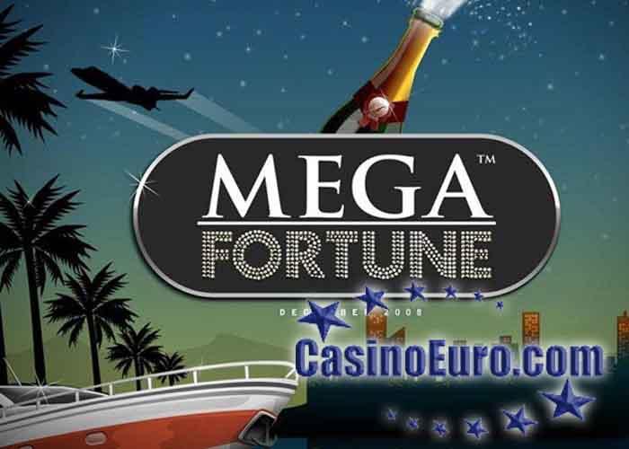 casino euro mega fortune slot