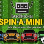 Spin a mini auf DrückGlück