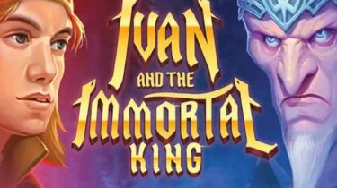Ivan and the Immortal King Slot