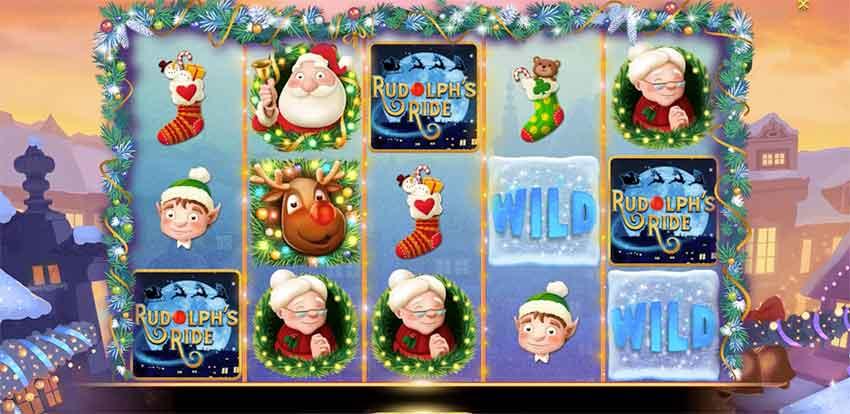 Rudolphs Ride Slot