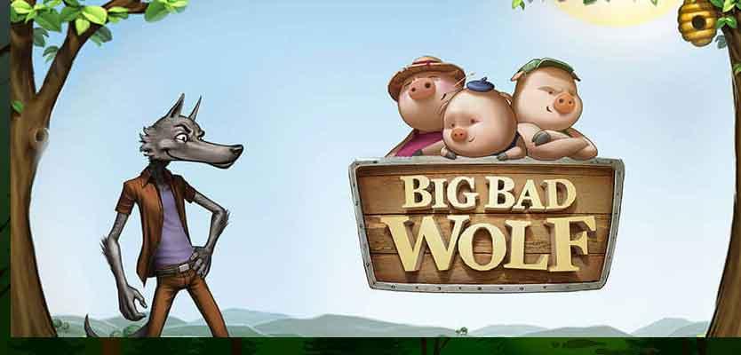 Slots mit dem höchsten RTP Werten Big Bad Wolf Slot