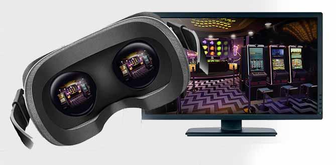 Online Casinos 2019 virtal reality