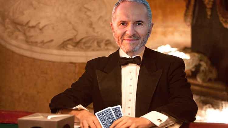 berühmte Casinospieler Edward thorpe