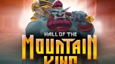 #Hall of the Mountain King Slot