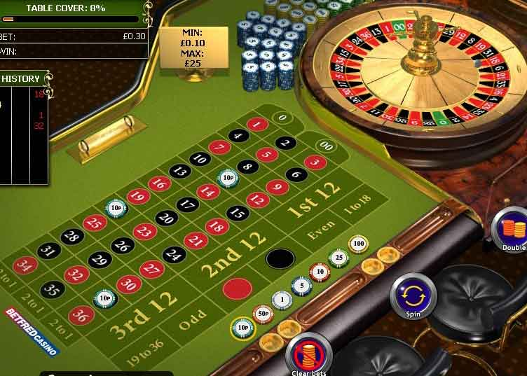 playtech live casino american roulette