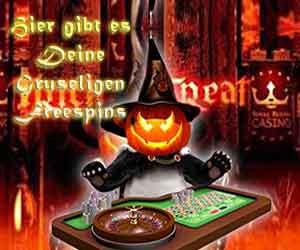rqyal Panda Halloween Promotion