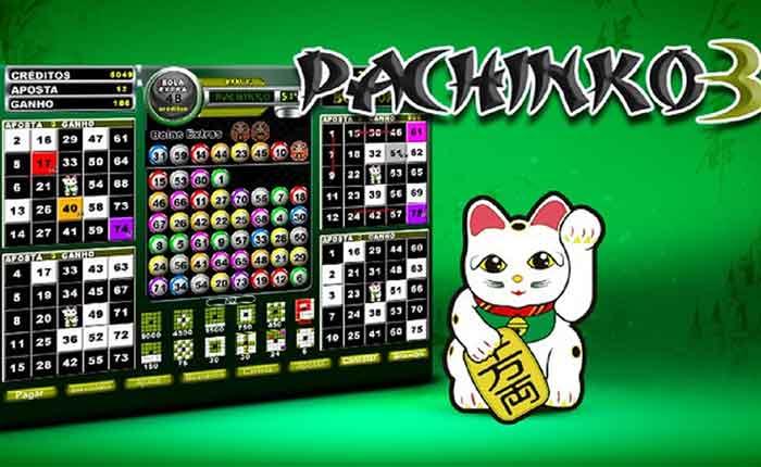 Pachinko Online
