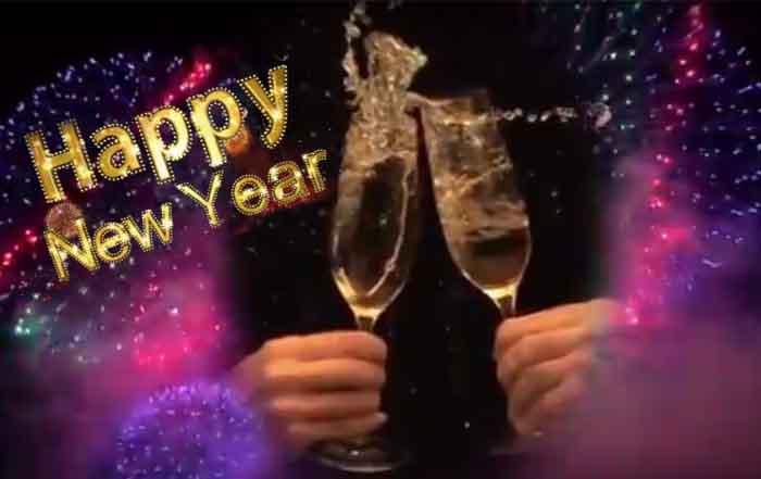 Happy New Year wünscht Paypal Casinos