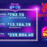 Red Tiger Daily Drop Jackpot